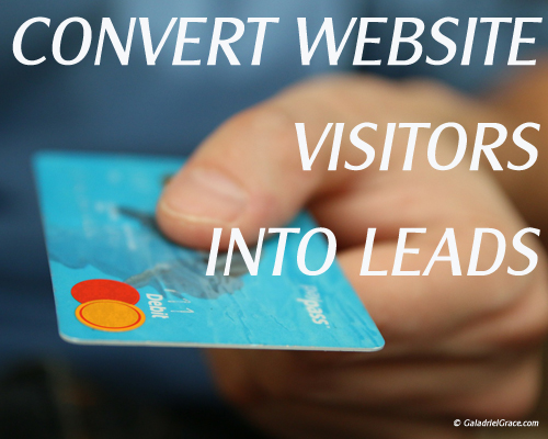 Convert Visitors Into Leads on Your WordPress Site