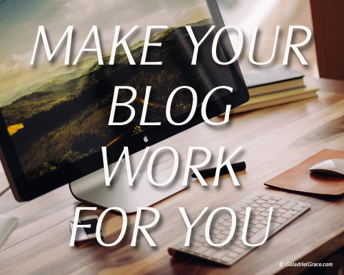 Make Money From Blogging Today