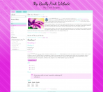 Pink WordPress Theme