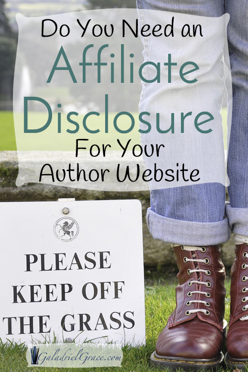 Do You Need an Affiliate Disclosure Statement?