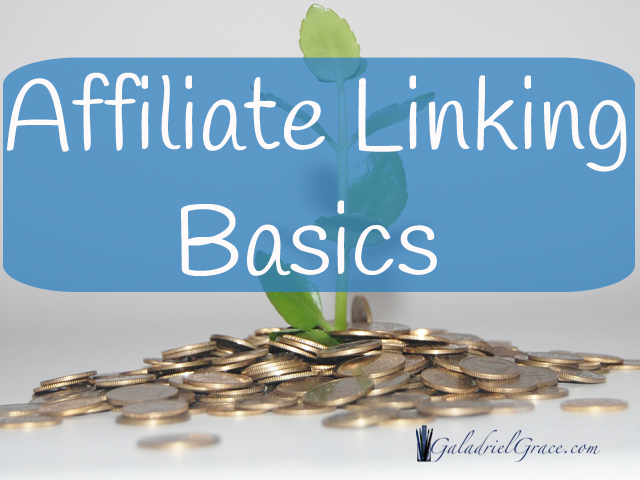 Basics for Earning Affiliate Income on Your Author Website