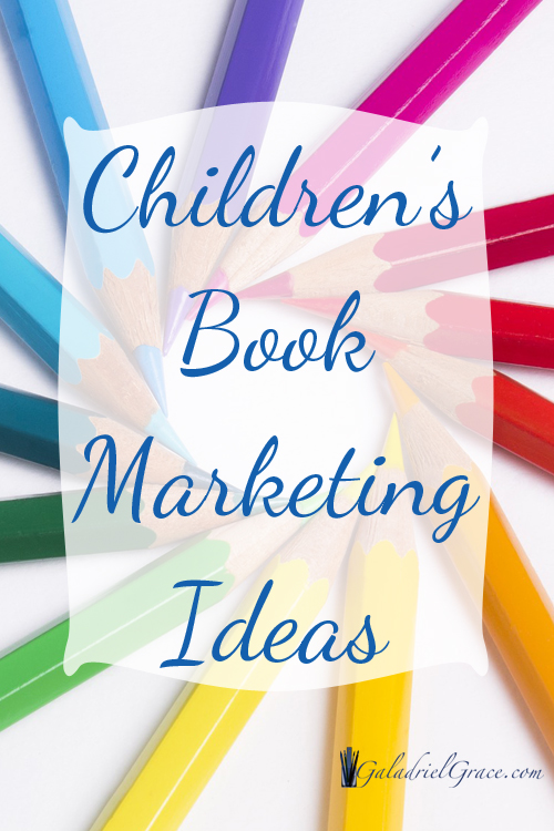 Marketing Ideas for Children's Books