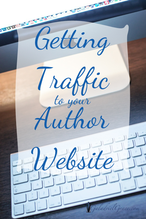 How to Get Traffic to Your Author Website