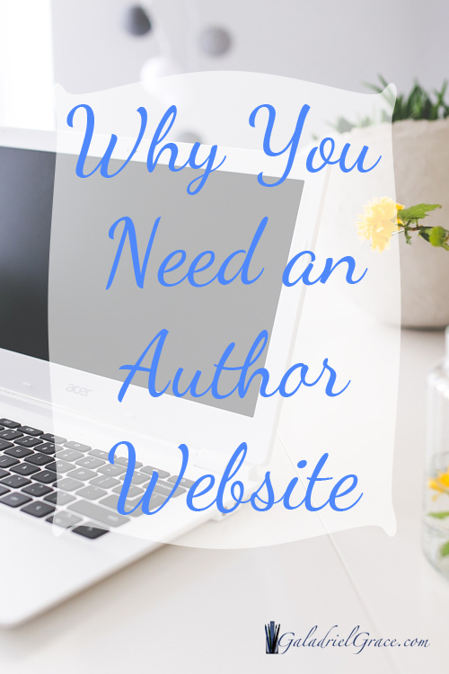 Do You Need an Author Website?