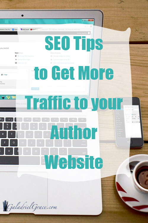 Tips to Get More Traffic to Your Author Website