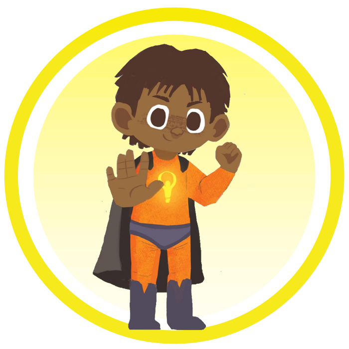 Christian Children's Hero Book for Kids